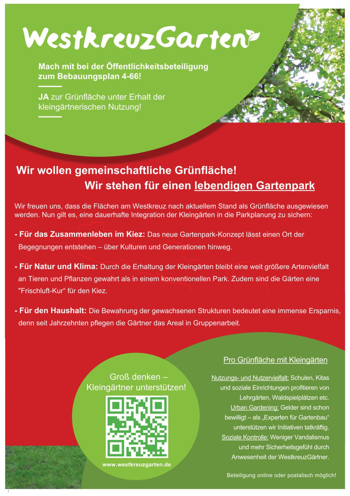 Unsere Position